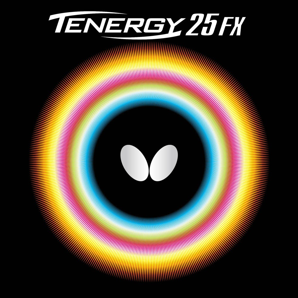 Накладка Butterfly Tenergy 25 FX